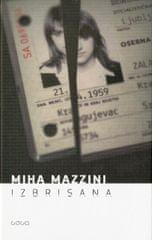 Miha Mazzini: Izbrisana