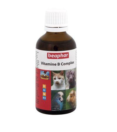 Beaphar preparat witaminowy Vitamin B complex - 50 ml.