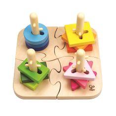 Hape slagalica - puzzle