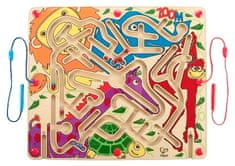 Hape magnetni labirint - Zoo'm