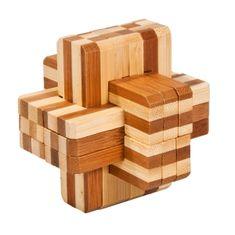 "IQ test bamboo ""block-cross"""