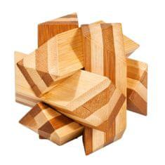 IQ Test bamboo angular knot