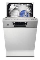 Electrolux ESI4500LOX Beépíthető mosogatógép