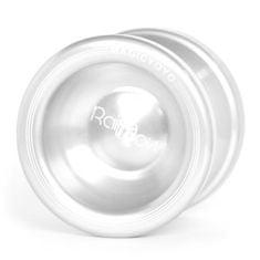 Teddies Jojo T6 - Rainbow 5x4cm hliník/kov/ biela