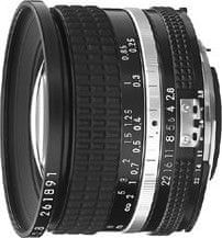Nikon objektiv 20mm f/2,8 Nikkor