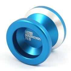 Teddies Jojo N8 - Dare to do 4,5x4cm hliník/kov modrá