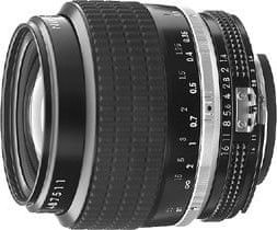 Nikon objektiv 35mm f/1,4 Nikkor