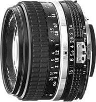 Nikon objektiv 50mm f/1.4 Nikkor