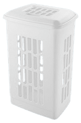 Heidrun košara za perilo 60L, bela