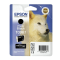 Epson kartuša Black T0961
