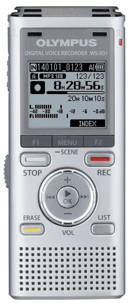 Olympus WS-831 (Silver)