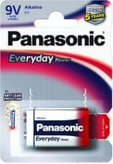 Panasonic baterija Everyday Power Silver 6LR61EPS, 9V