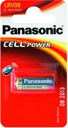 Panasonic baterija Alkarline LRV08L, 1 kos