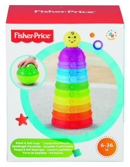 Fisher-Price Posodice za zlaganje
