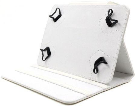 C-Tech PROTECT Univerzális tablet tok, Fehér