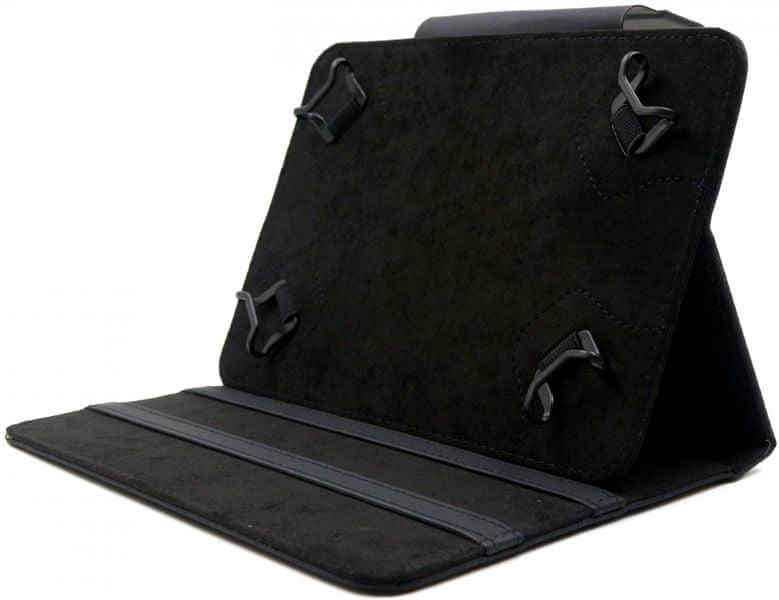 """C-Tech PROTECT pouzdro univerzální pro 7""""-7,85"""" tablety, FlexGrip (NUTC-01B) černé"""
