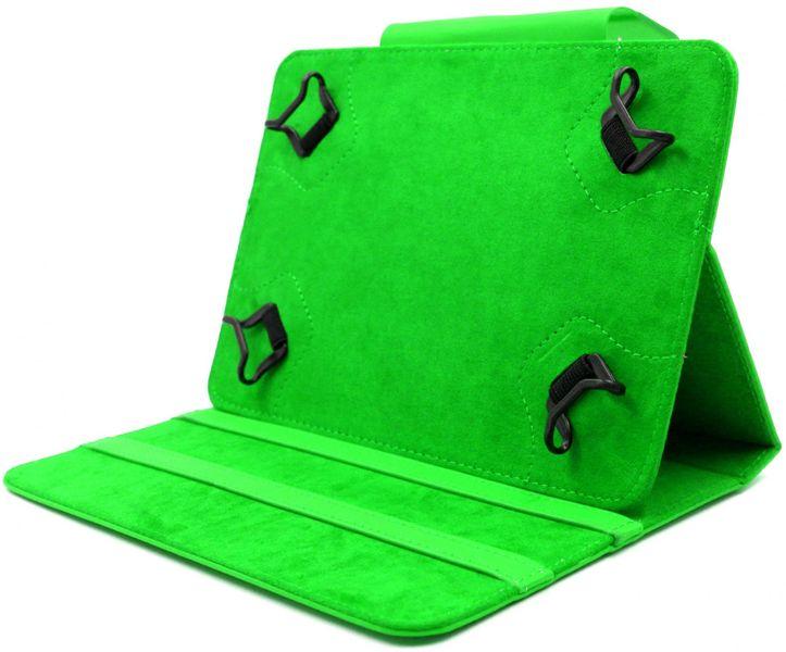 """C-Tech PROTECT pouzdro univerzální pro 7""""-7,85"""" tablety, FlexGrip (NUTC-01G) zelené"""