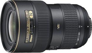 Nikon Nikkor AF-S 16-35 mm f/4 G ED VR