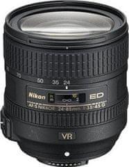 Nikon objektiv AF-S NIKKOR 24–85 mm f/3,5–4,5 G ED VR