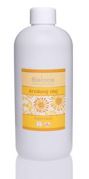 Saloos BIO Arnikový olej - olejový extrakt 250 ml