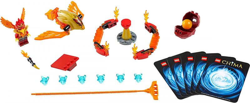 LEGO® CHIMA 70155 Pekelná brána