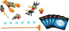 Lego Chima Ognjeni kremplji 70150