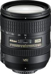Nikon objektiv AF-S DX NIKKOR 16-85 mm f/3,5-5,6G ED VR