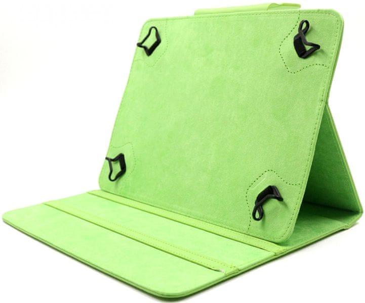 """C-Tech PROTECT pouzdro univerzální pro 9,7-10,1"""" tablety, FlexGrip (NUTC-04G) zelené"""