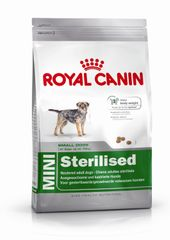 Royal Canin sucha karma dla psa Mini Sterilised - 8 kg