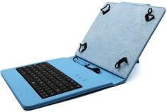 C-Tech PROTECT Univerzális tablet tok, Kék