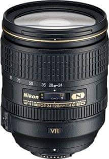 Nikon Nikkor AF-S 24-120 f/4 G ED VR