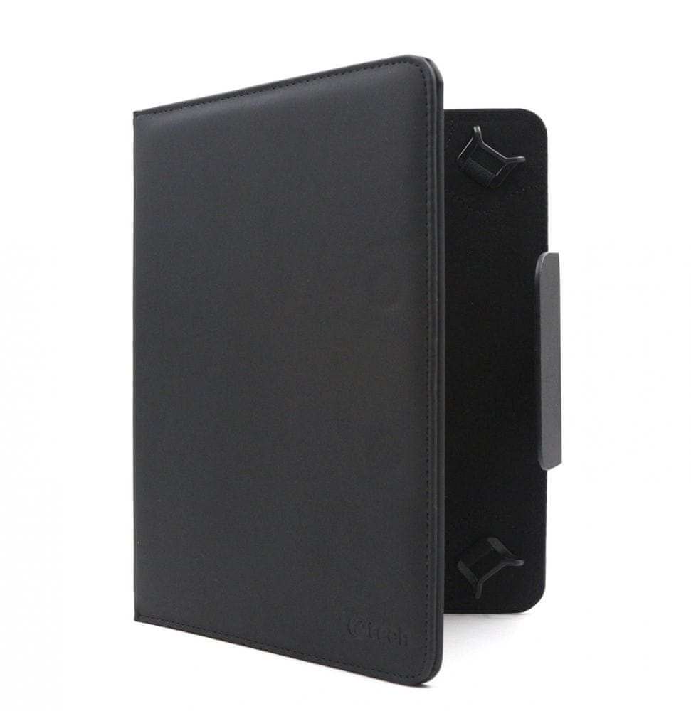 """C-Tech PROTECT pouzdro univerzální s klávesnicí pro 10,1"""" tablety, FlexGrip (NUTKC-04B) černé"""