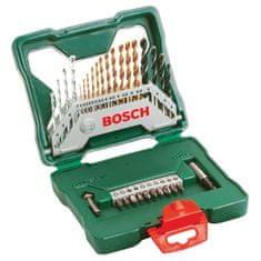 Bosch komplet svedrov in vijačnih nastavkov X-Line Titanium 30 (2607019324)
