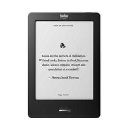"Kobo elektronski bralnik Touch 2, 6"" 4 GB, Wifi, črn (N587-KU-BK-K-EP)"