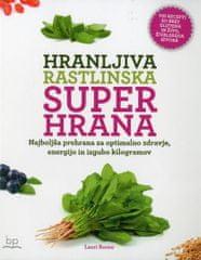 Lauri Boone: Hranljiva rastlinska superhrana