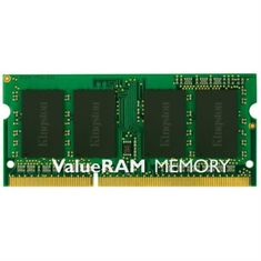 Kingston pomnilnik (RAM) 2GB DDR3 1600 CL11 SODIMM za prenosnike, single rank