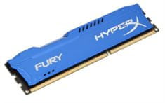 Kingston pomnilnik (RAM) Hyperx Fury 4GB DDR3 1600 CL10 blue