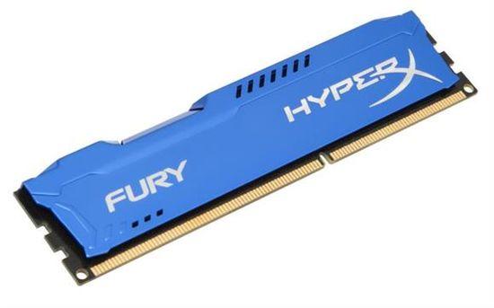 Kingston HyperX Fury RAM pomnilnik, 4GB, DDR3 (HX316C10F/4)