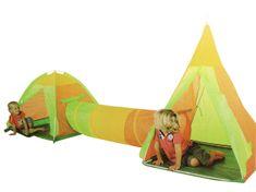 Eddy Toys Namiot dziecięcy, zestaw  3 w 1