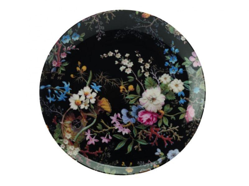 Maxwell & Williams Dezertní talíř 20cm Midnight Blossom