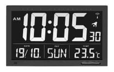 TFA Nástěnné DCF hodiny 60.4505