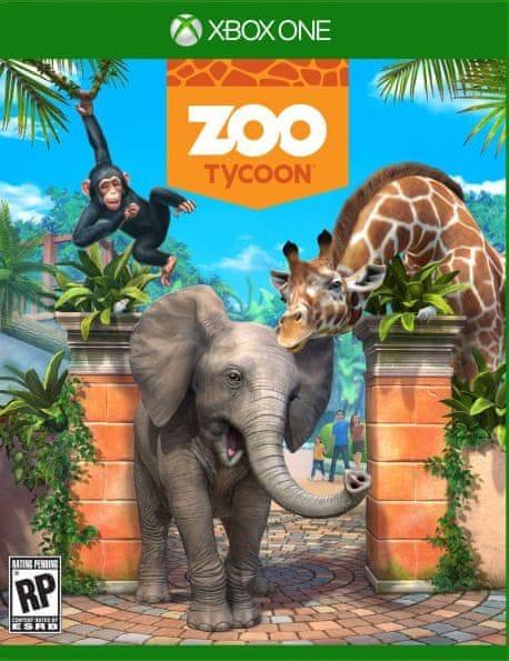 Microsoft Zoo Tycoon / Xbox One