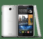 HTC Desire 516, DualSIM, biela