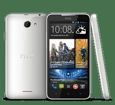 HTC Desire 516, DualSIM, bílá