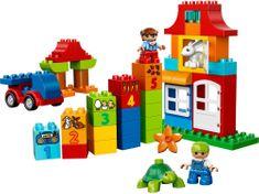LEGO® DUPLO Kocky 10580 Zábavný box Deluxe
