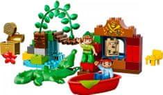 LEGO Duplo 10526 Jake Odwiedziny Piotrusia Pana