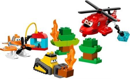 LEGO® Duplo 10538 Ekipa za gašenje in reševanje Avioni