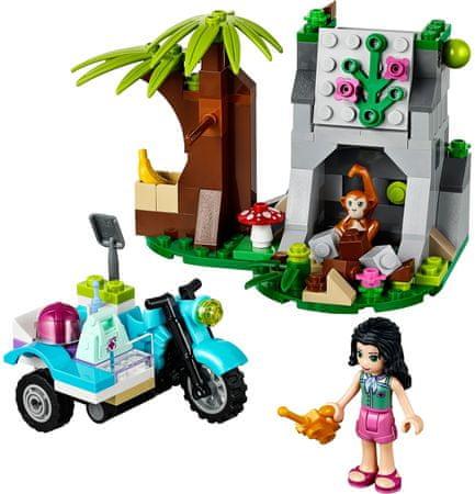 LEGO® FRIENDS Džungelski motor prve pomoči