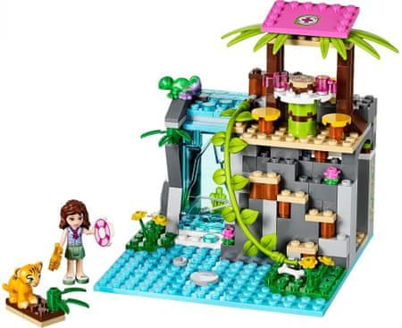 LEGO® Friends 41033 Reševanje pri džungelskih slapovih
