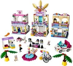 LEGO® FRIENDS Nakupovalni center Heartlake Cityja